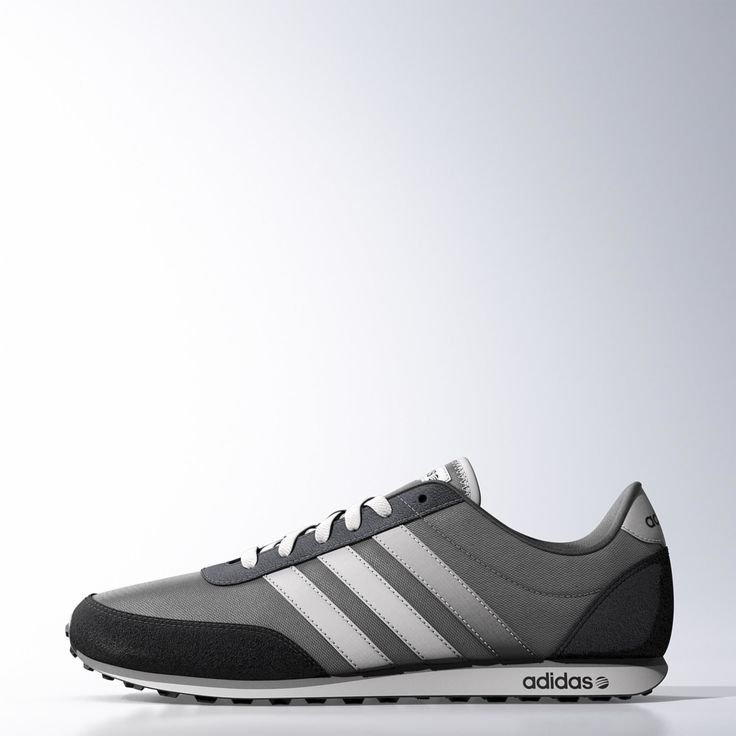 adidas Buty V Racer - szary | adidas Poland