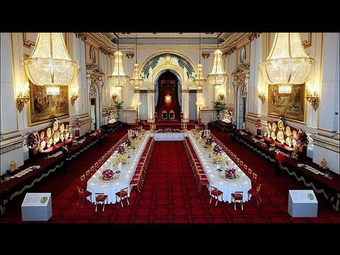 Королевские дворцы: Букингемский дворец / Buckingham Palace - YouTube