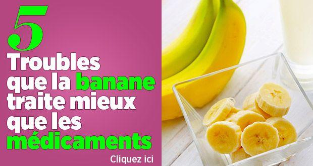 La banane contient plusieurs sortes de sucre ainsi qu'une grande quantité de fibres. Par conséquent, ce fruit apporte de l'énergie et peut aussi résoudre certains problèmes de santé mieux que les médicaments ! Les voici : 1. Une tension élevée Chacun sait qu'une consommation excessive de sel et une carence en potassium ont un effet ...