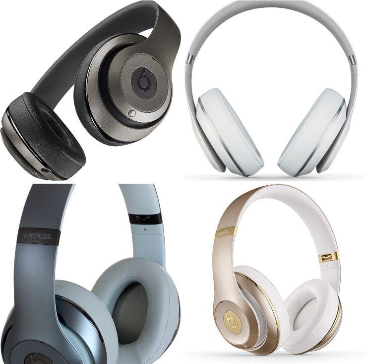 Sono loro le regine del momento. Le cuffie Beats Studio Wireless hanno una linea raffinata e colori ricercati. Ma quel che più importa...il sound è by Dr Dre!