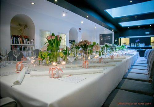 Real Wedding - 50 sfumature di rosa  Perfetto connubio tra sobrietà e cucina gourmet per un matrimonio moderno: scopri il meraviglioso progetto di styling per il matrimonio di G. e L.!