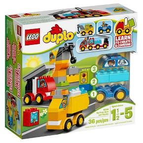 LEGO® DUPLO® My First Cars and Trucks 10816 : Target