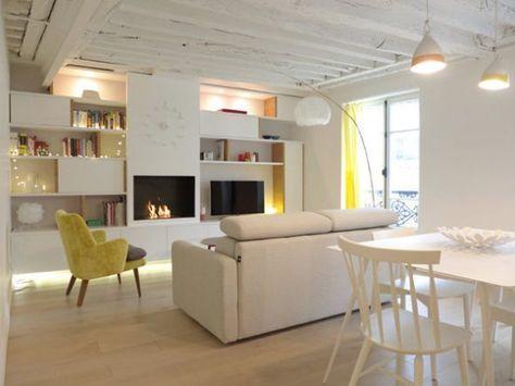 Die besten 25+ Foyer ethanol Ideen auf Pinterest Moderner kamin - wohnzimmer kamin ethanol