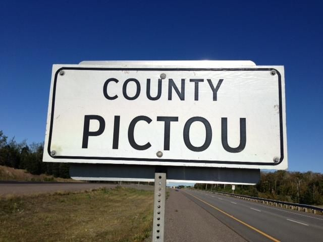 Welcome to Pictou County, Nova Scotia