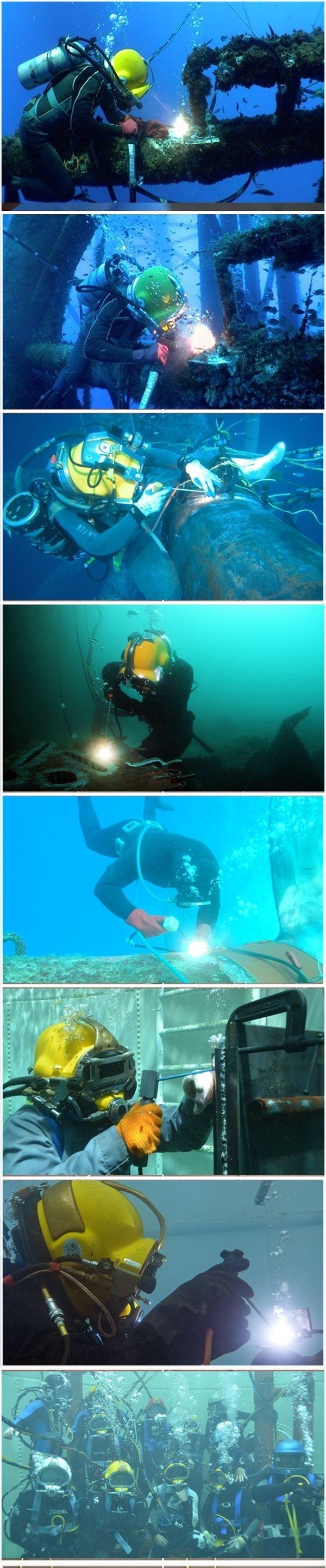 25 best ideas about underwater welding on pinterest - Dive shops near me ...