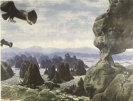 """De aanval (The Attack)"", 1960 / Carel Willink (1900-1983) / Private Collection"