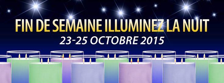 Illuminer la nuit 23-25 octobre 2015