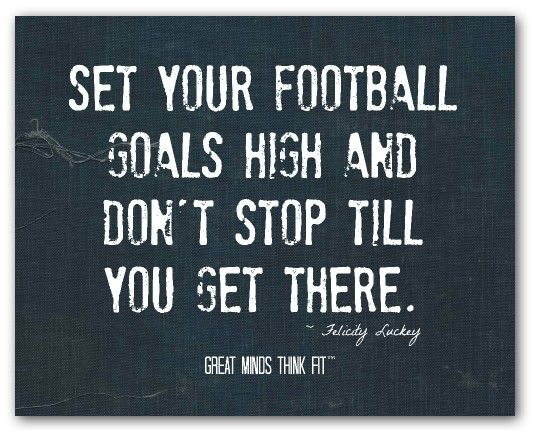 Football Motivational Quotes: 88 Best Images About Inspirational Football Quotes On