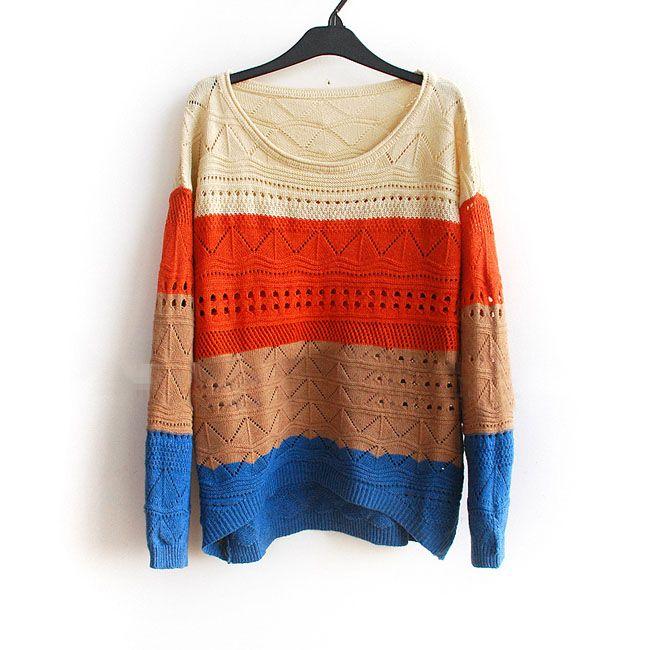 : Sweaters, Retro Styles, Fall Sweater, Big Sweater