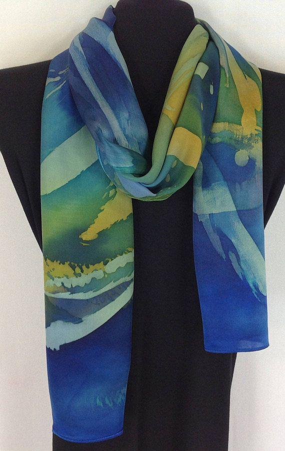 Cashmere Silk Scarf - Rothko Love by VIDA VIDA aPoYUlQCGm