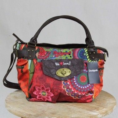Desigual New collection 2013 for women, handbag