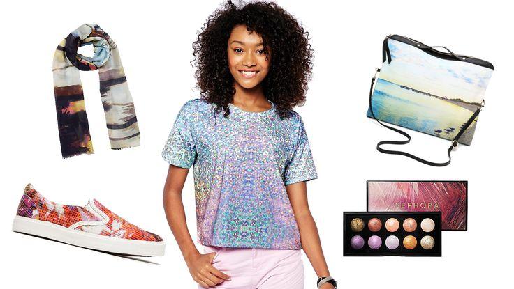 9 Ways To Wear Digital Prints   StyleList Canada