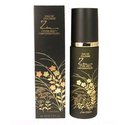 ZenShiseido Eau De Cologne Pure Mist Spray 27 Oz 80 Ml W >>> You can find more details by visiting the image link. (This is an affiliate link) #Lipstick