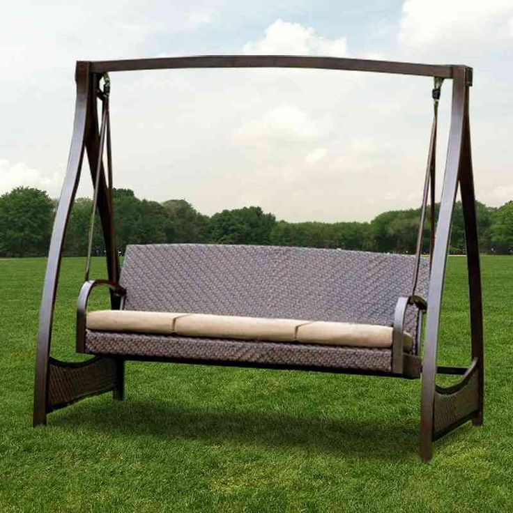 0b449d30c73e294fb176a06b144829e1 patio swing porch swing cushions