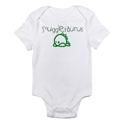 Babies + dinosaurs = adorable