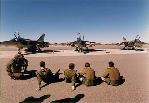 1 Sqd Mirage F1