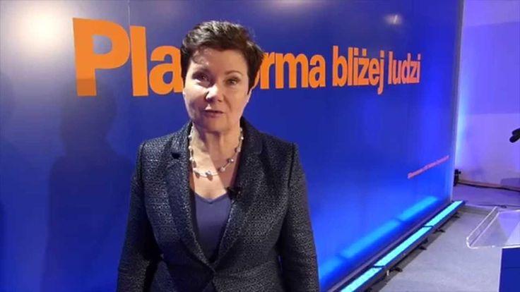 """Ordynarna ustawka Hanny Gronkiewicz-Waltz! Na twitterze """"pomaga"""" wybranym lokatorom, dla reszty nie miała litości i serca"""