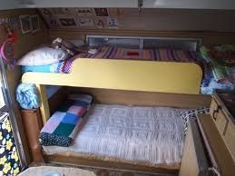 Some ideas for our caravan....caravan renovation - Bunks!