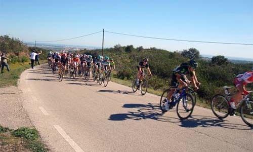 Ciclismo/Volta ao Alentejo: Manuel Cardoso é o novo Camisola Amarela (em actualização)