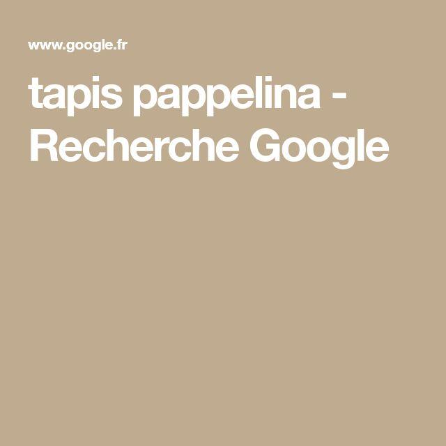 tapis pappelina - Recherche Google