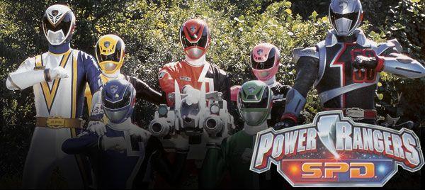 Power Ranger Gallery