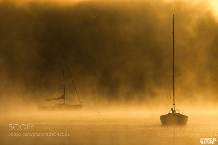 Solina Lake by MarcelSzpieg