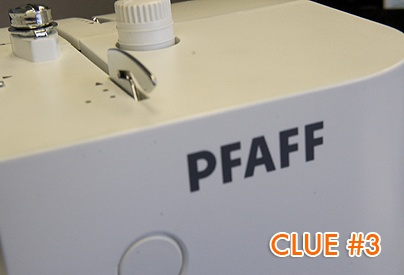 The PFAFF® _______________________  sewing machine is chock-full of features and was designed to meet the high demands of the PFAFF® sewer. We are confident that this sewing machine will exceed your expectations.