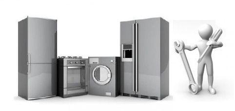 Electrodomésticos en acabado acero inoxidable