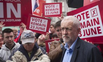 Jeremy Corbyn Warns Brexit Would End Free To Use NHS