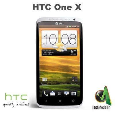 Celular Htc One X Pantalla Hd Xl 720p Video 1080p 32gb - $ 10,290.00