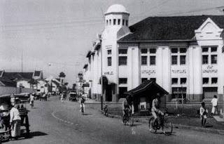 Past view of jalan banceuy
