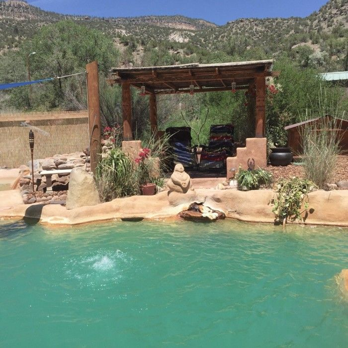 There's No Better Place To Be Than These 12 Hot Springs In New Mexico