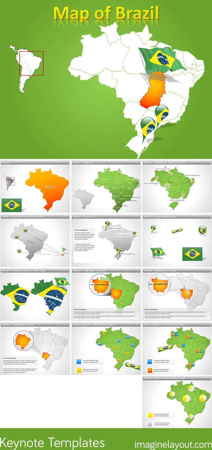 84 best keynote maps - templates images on pinterest | keynote, Presentation templates