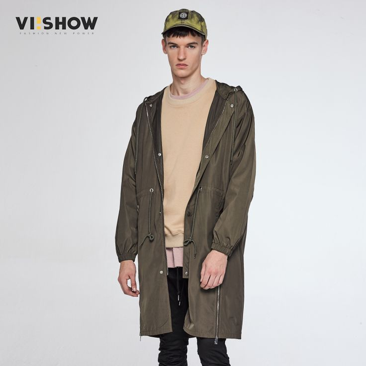 Trench Men Long Coat Casual Jacket Zipper Design Brand Slim Fit Hoody Overcoat | $ 118.34 | Item is FREE Shipping Worldwide! | Damialeon | Check out our website www.damialeon.com for the latest SS17 collections at the lowest prices than the high street | FREE Shipping Worldwide for all items! | Buy one here http://www.damialeon.com/viishow-thin-trench-men-long-coat-casual-armygeen-jacket-zipper-design-brand-slim-fit-hoody-overcoat-for-men-clothes-fcy6763/ |      #damialeon #latest #trending…