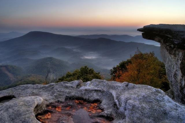 McAfee Knob Catawba, VA   beautiful places   Pinterest ...