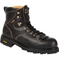 #G037 Georgia GORE-TEX® Comfort Core® Low-Heel Logger