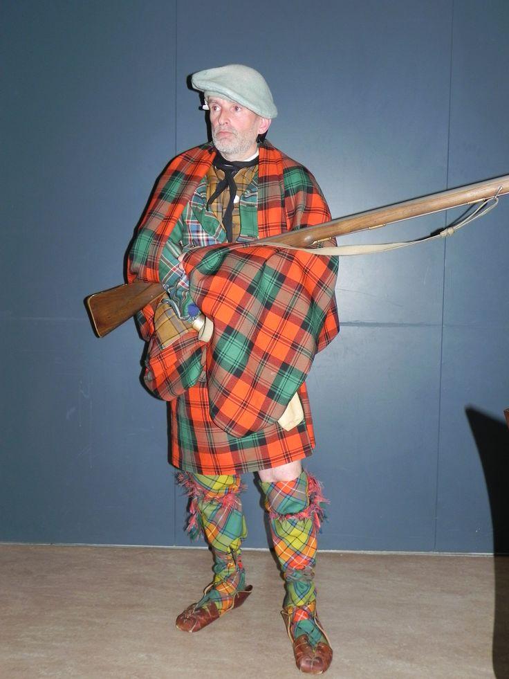 The Highlanders Plaid