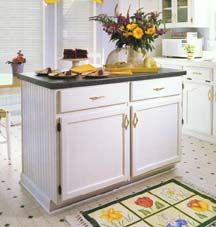 Lowes kitchen island