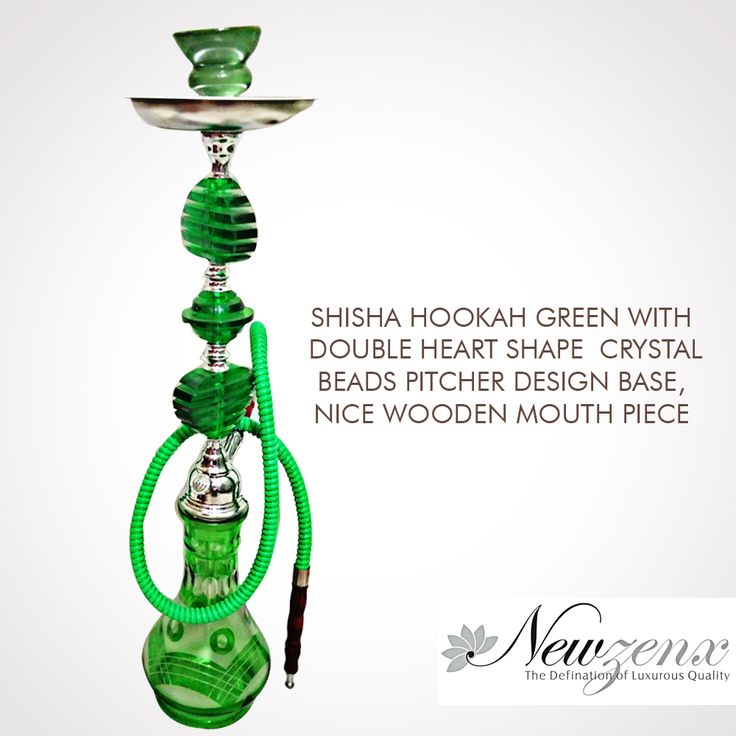 "Shisha Hookah Mya Green 22"" -New Zenx Hurry Up Don't miss it! Newzenx deals first time buy products then provide special products & RS 100 Cashback... www.newzenx.com #newzenx # greenhookah #offers #buyeroffers #specialoffers"