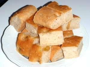 Bilde av Foccacia - Et smakfullt brød til suppen.