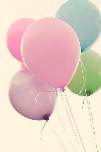 luluzinha kids ❤ parQue de diverSões - happy balloons!