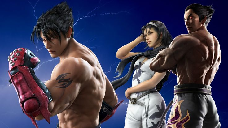 Preview Tekken
