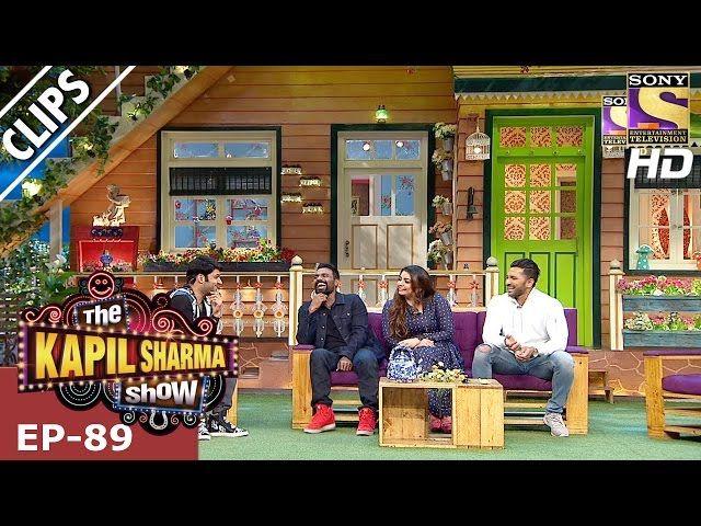 Remo D'Souza Vaibhavi Merchant & Terence Lewis With Kapil - The Kapil Sharma Show - 12th Mar 2017 | lodynt.com |لودي نت فيديو شير