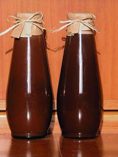 Drinks e afins: Licor caseiro de chocolate  #chocolate