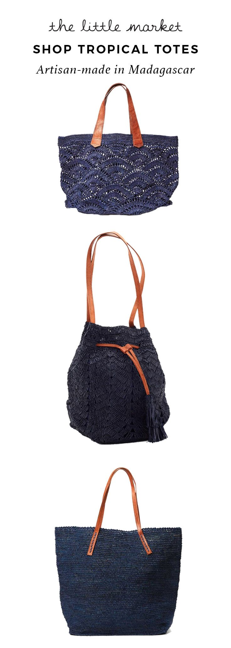 Bring your everyday essentials along with you in these spacious totes. These caryalls make for the ideal bag for getaways and local stays.