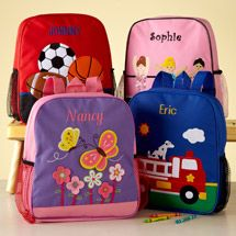 Walmart: Personalized Kids Backpack, Available in 4 Styles