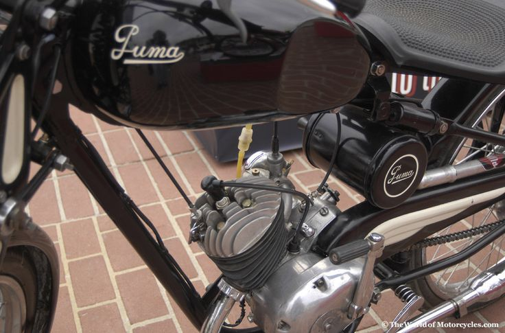 1947 Puma Moped Sachs 98cc Engine