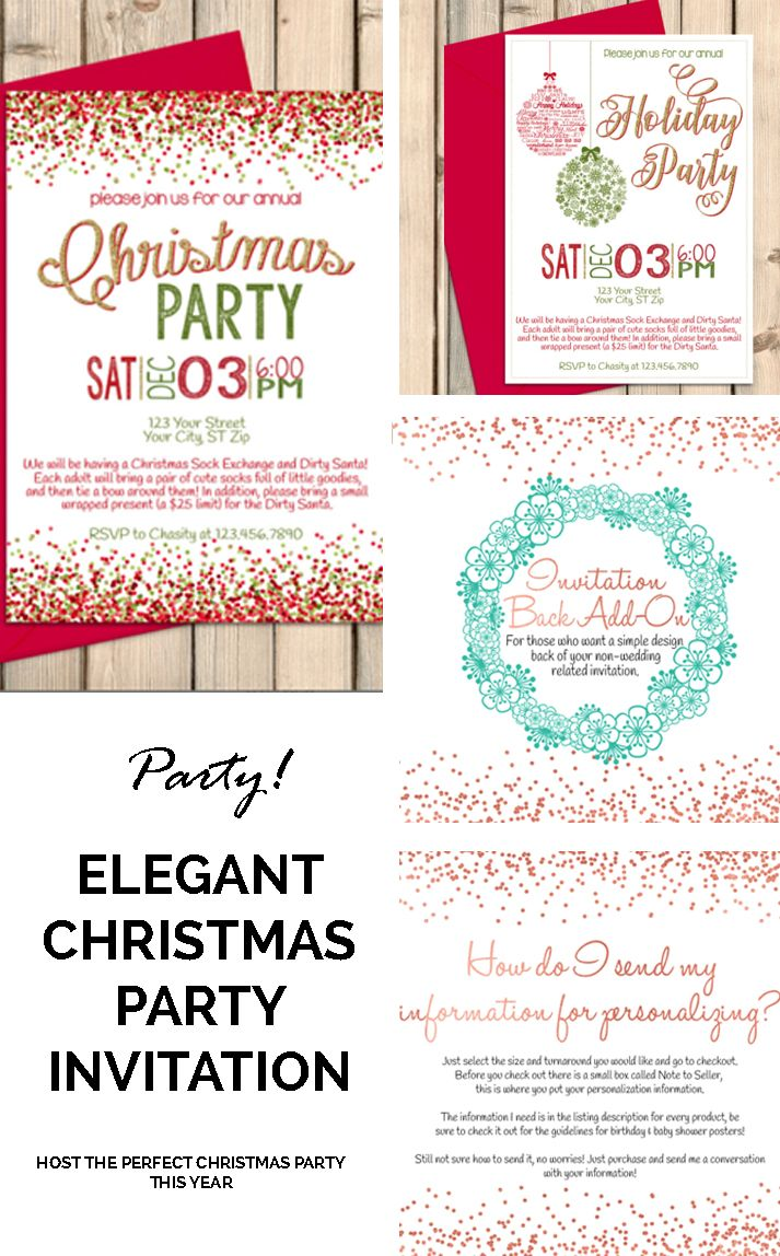 110 best Christmas Party Inspiration images on Pinterest | Christmas ...