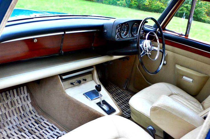 1969 - Rover P5B Saloon - 3.5 V8
