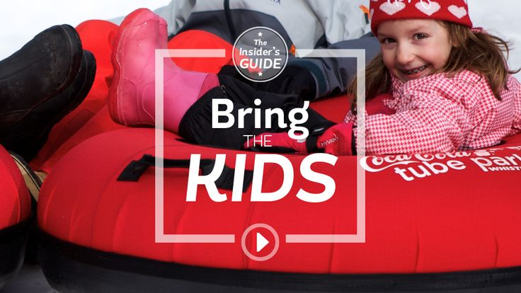 Tourism Whistler - Insider's Guide to Whistler: Episode 5, Bring the Kids